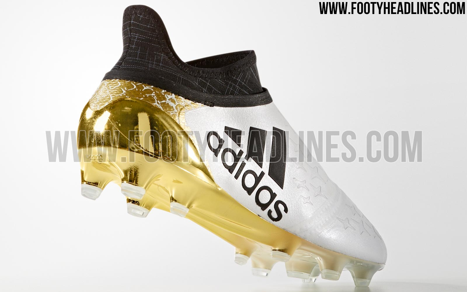 Adidas Purechaos Gold