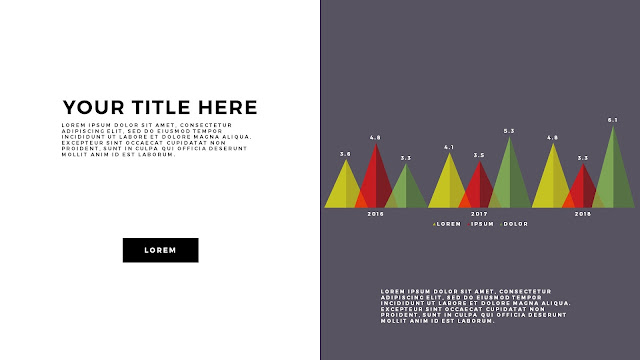 Free Infographic PowerPoint Template with Editable Data chart Slide 11