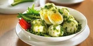 Telur Masak Sambal Ijo 1