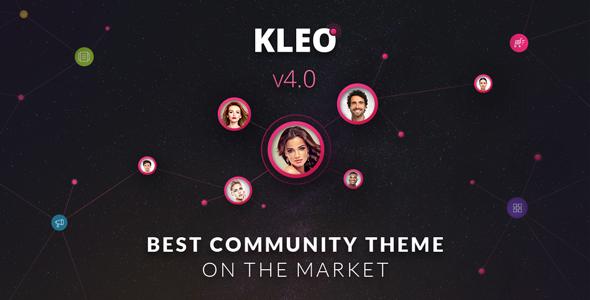 KLEO v4.0.6 – Next level WordPress Theme