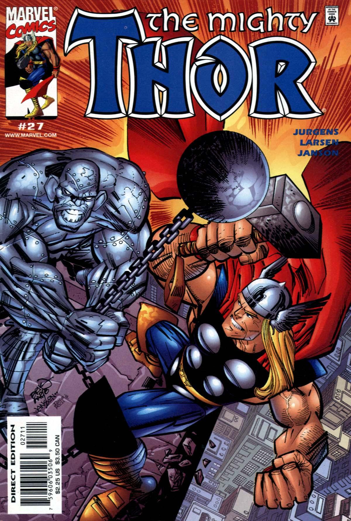 Thor (1998) Issue #27 #28 - English 1