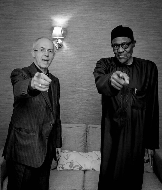 Image result for Buhari welby