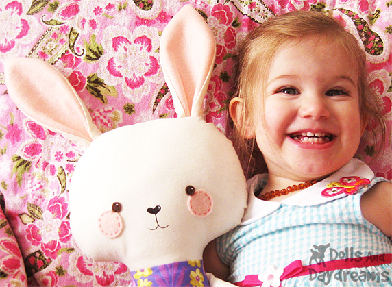 Dolls And Daydreams - Doll And Softie PDF Sewing Patterns: Easter ...