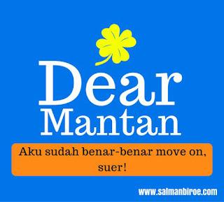 Meme Lucu Dear Mantan