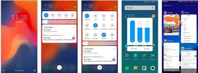 merupakan suatu thema yang sanggup menunjukkan perubahan pada hp Xiaomi Mi Mix  Custom ROM MIUI 10 for Xiaomi Mi Mix 2 (Fix All Bug)