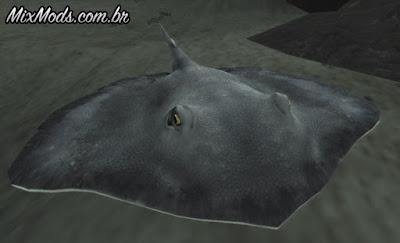 animais marinhos do gta v