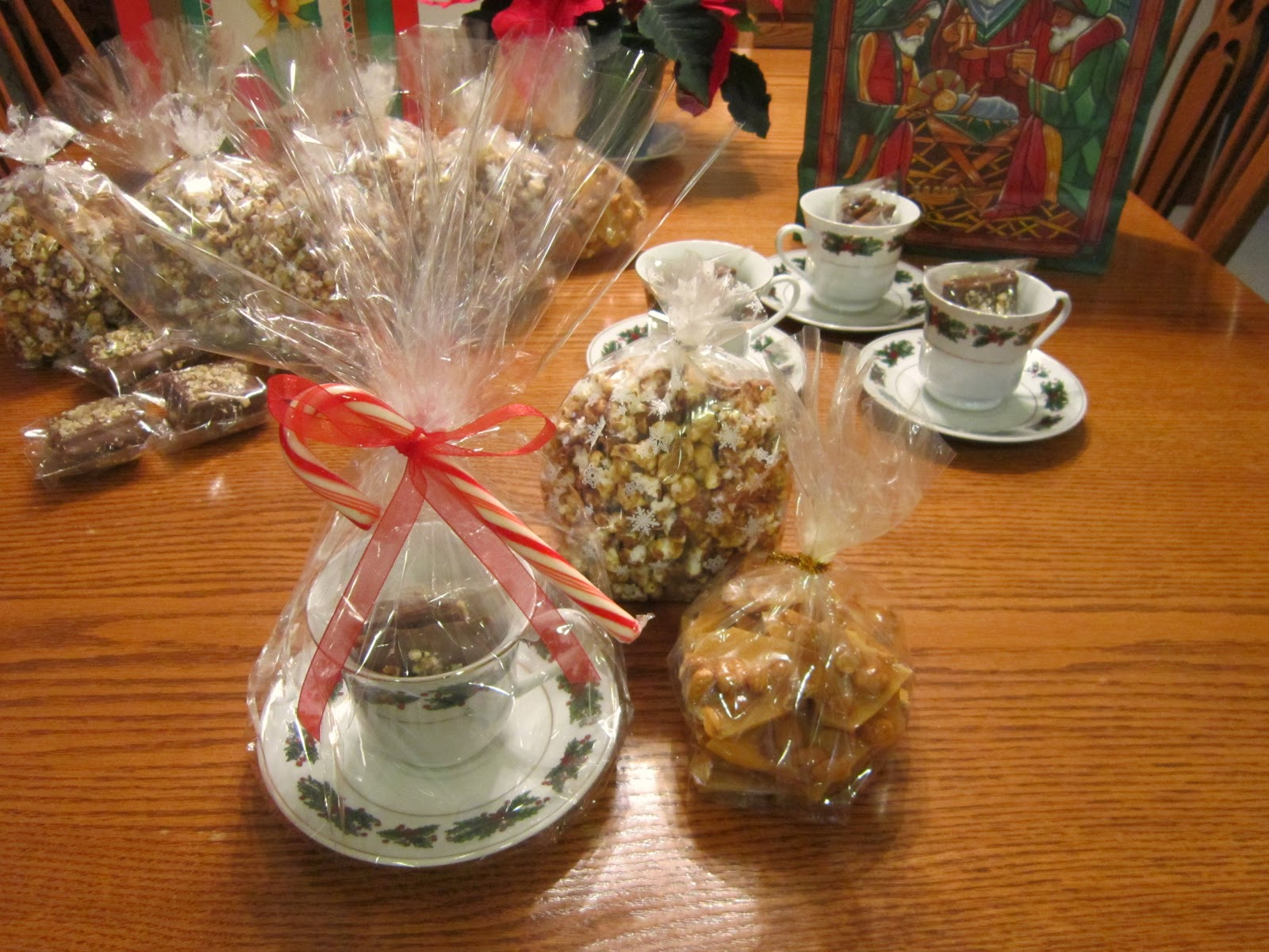Relevant Tea Leaf: Christmas Gifts from the Kitchen