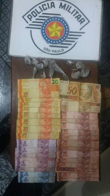 POLÍCIA MILITAR PRENDE TRAFICANTES EM ILHA COMPRIDA