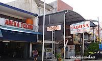 wisata kuliner Rumah Makan Tabona