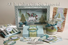 All Is Calm Gift Set Tutorial