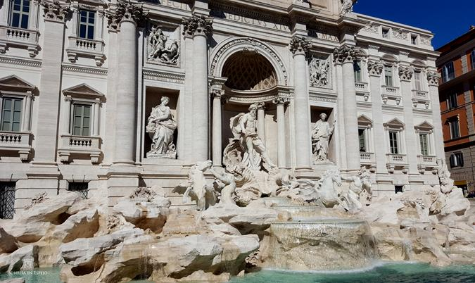 Fontana di Trevi por Sonrisa en Espejo 04