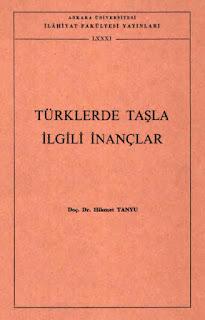 Hikmet Tanyu - Türklerde Taşla Ilgili Inançlar