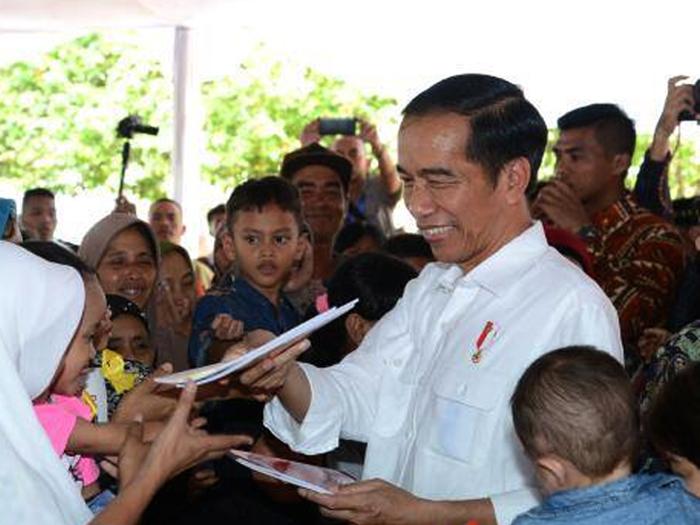 Kunjungan Kerja Jokowi di Bandung