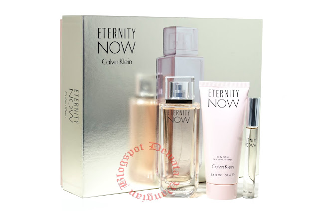Calvin Klein Eternity Now For Women Gift Set