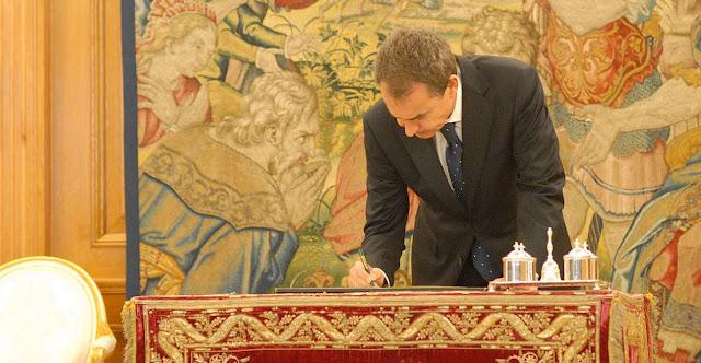 Zapatero y la reforma constitucional
