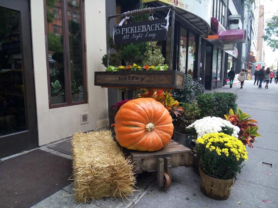 Halloween en Nueva York (foto: Otro día Perfecto)