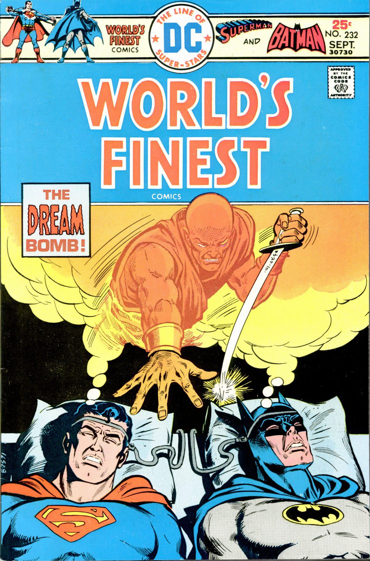 Read online World's Finest Comics comic -  Issue #232 - 1