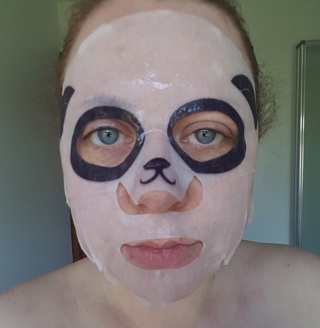 Oh K! Panda Sheet Mask