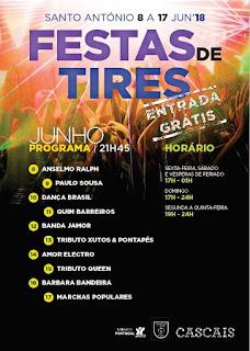 Programa Festas de Tires 2018