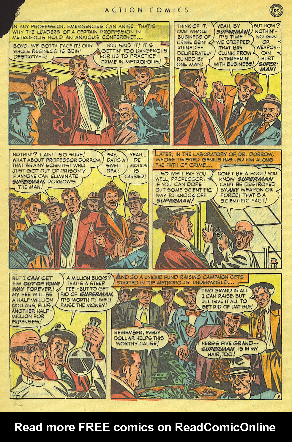 Read online Action Comics (1938) comic -  Issue #152 - 4