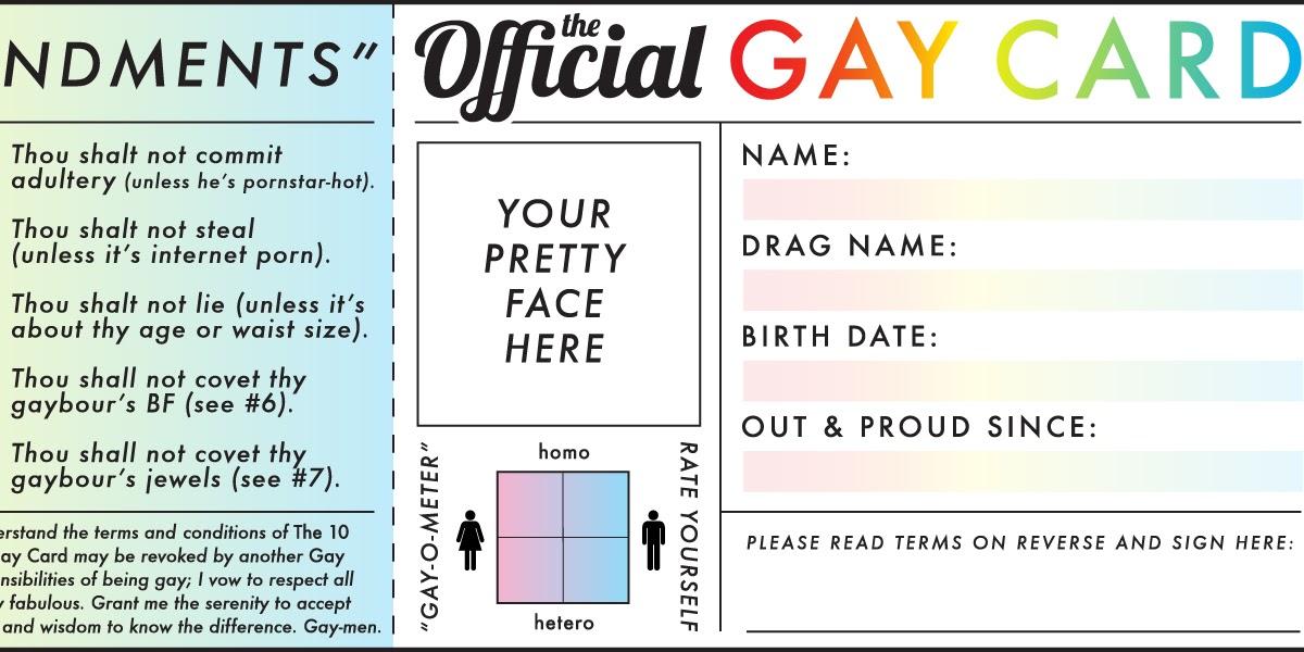 Card Gay 113