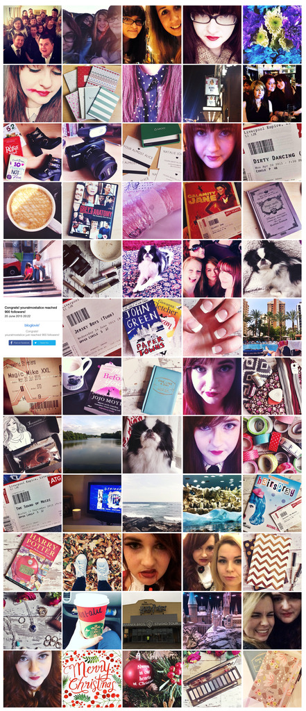 2015 Reflection & Instagram Round Up
