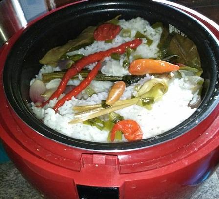 Cara Membuat Nasi Liwet Yang enak Dan lezat Ala Kampung - naresep.com