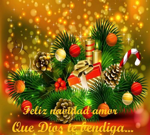 12 postales de velas con mensajes de feliz navidad para compartir ...