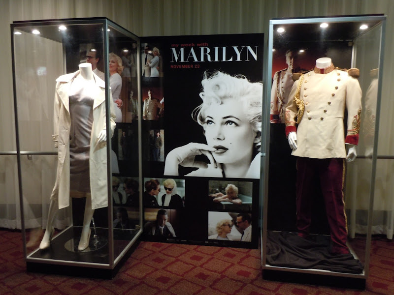 My Week With Marilyn movie costumes