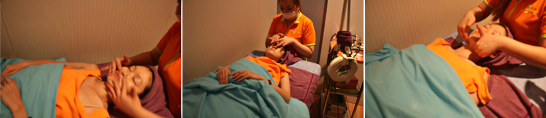 Esplanade MRT Xchange: Go60 Manual Lymphatic Drainage Facial