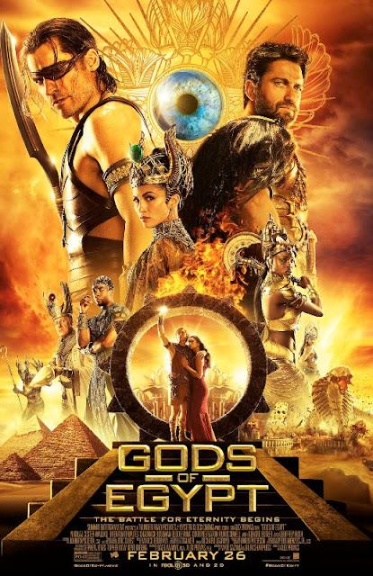 Gods of Egypt | Official Trailer 2016 | Nikolaj Coster-Waldau, Brenton Thwaites, Chadwick Boseman
