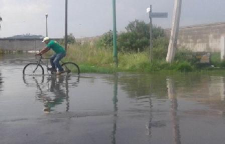 Bicicleta, Calimaya