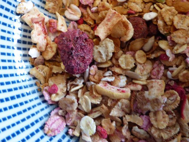 healthy breakfast cereals