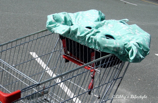 Shopping Trolley Cover: The do's and don'ts tutorial.