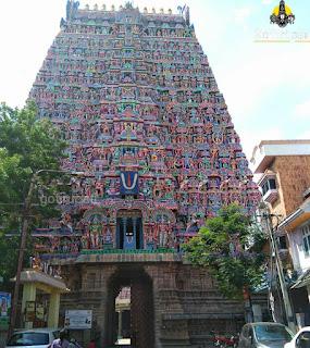 Sarangapani Temple History