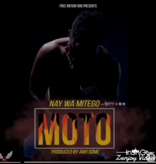 Nay Wa Mitego - Moto Audio