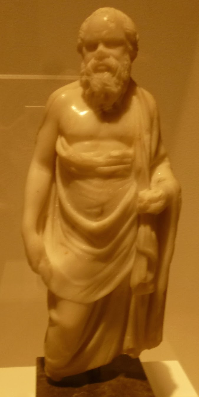 Socrates - Bendigo Art Gallery