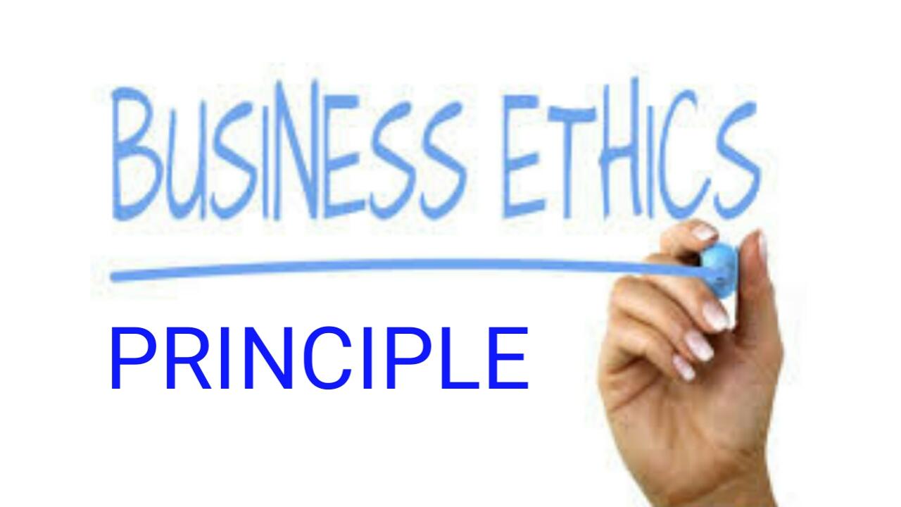 Hasil gambar untuk Principles of Business Ethics