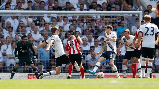 [Video] Cuplikan Gol Tottenham 1-2 Southampton (Liga Inggris)