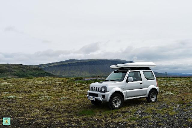 Islandia en todoterreno