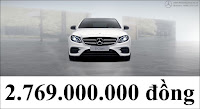 Đánh giá xe Mercedes E300 AMG 2017