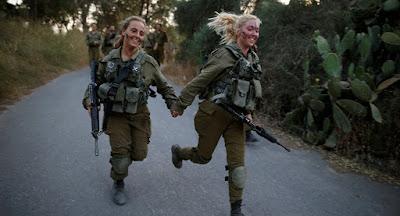 IDF contarão com número recorde de mulheres