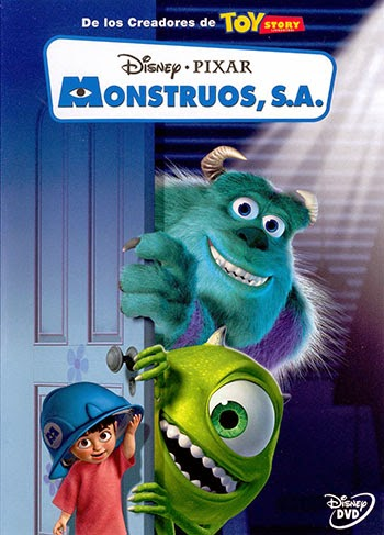 Monstruos S.A. - Cartel