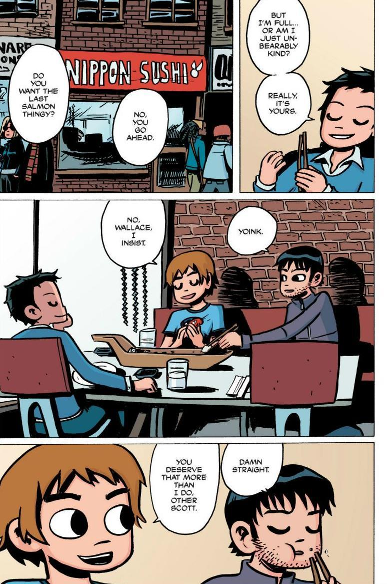 Read online Scott Pilgrim comic -  Issue #1 - 38