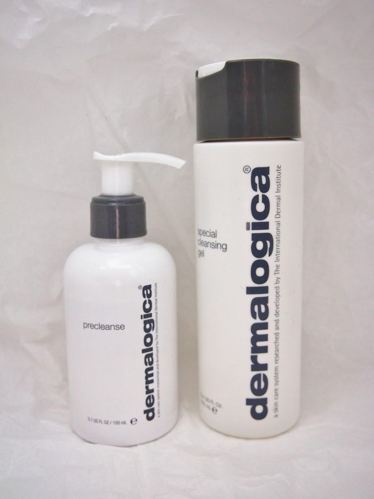dermlaogica puhdistusaineet