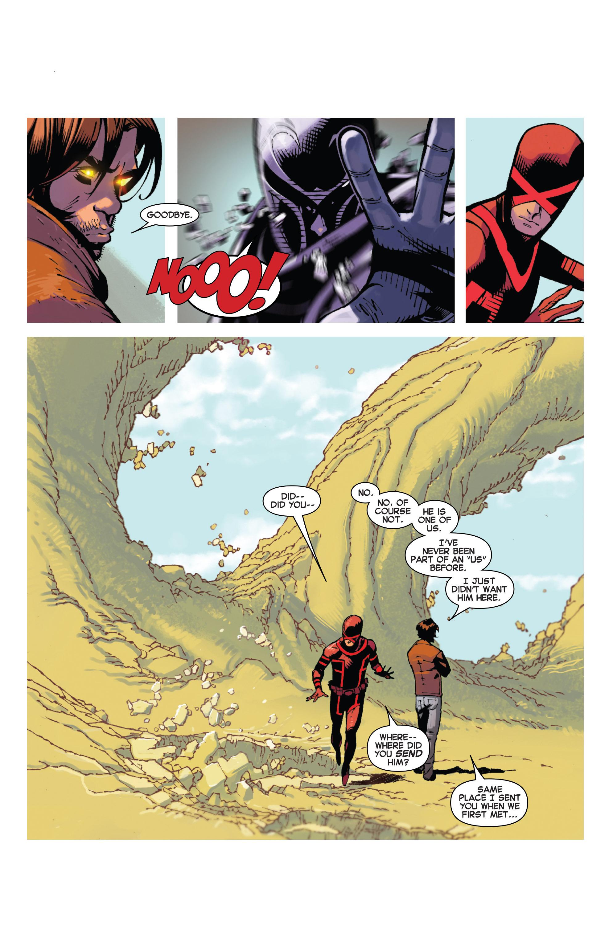 Read online Uncanny X-Men (2013) comic -  Issue # _TPB 5 - The Omega Mutant - 64