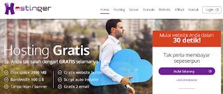 hostinger gratis selamanya hosting