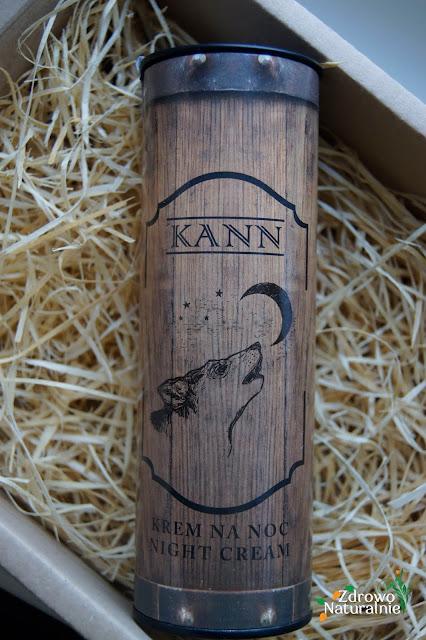 KANN - Night Creme - Krem do twarzy na noc