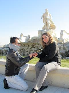 Un viaje a Madrid para San Valentín 2012