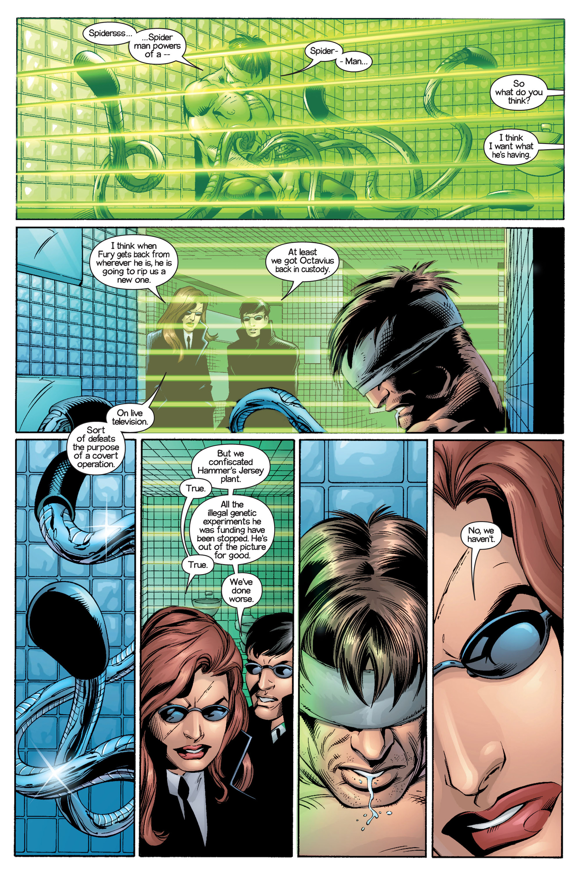 Read online Ultimate Spider-Man (2000) comic -  Issue #21 - 19